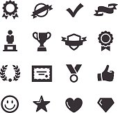 Awards and Prizes Icons - Acme Series