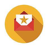 Awards Show Envelope Movie Icon