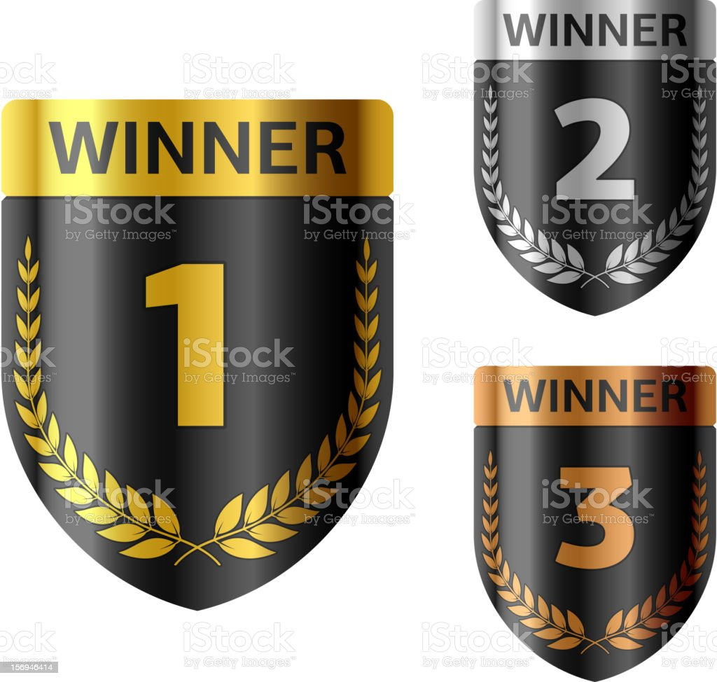 Awards royalty-free awards stock vector art & more images of achievement