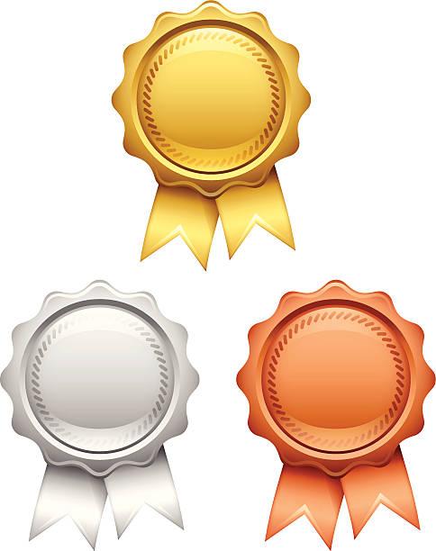awards - silber stock-grafiken, -clipart, -cartoons und -symbole
