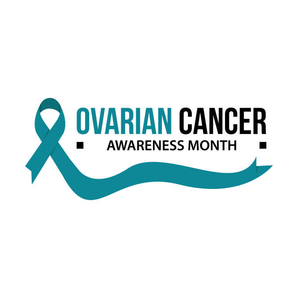 295 Ovarian Cancer Ribbon Illustrations Royalty Free Vector Graphics Clip Art Istock