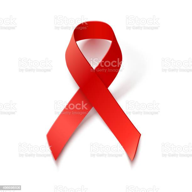 Vetores de Fitinha De Conscientização Da Aids e mais imagens de 2015