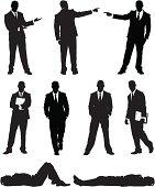 Awesome businessman
