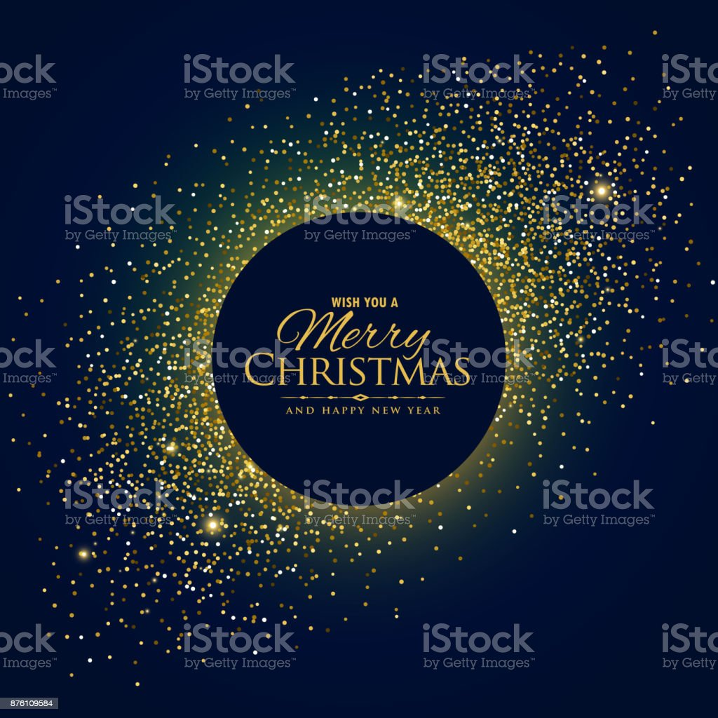 awesome glitter background with christmas and new year wishes royalty free awesome glitter background with