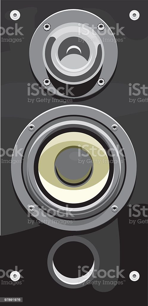 Awesome Speakers royalty-free awesome speakers stock vector art & more images of 1980-1989