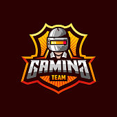 awesome   template for pubg gaming sport team