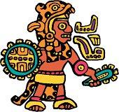 istock Aztec Jaguar Knight 165038458