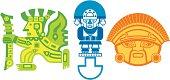Aztec Logos