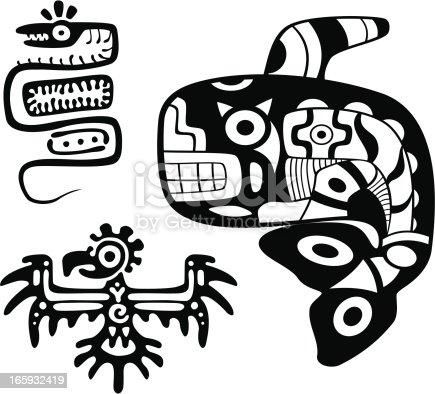 istock Aztecs art 165932419
