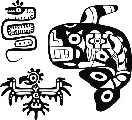 Aztecs art