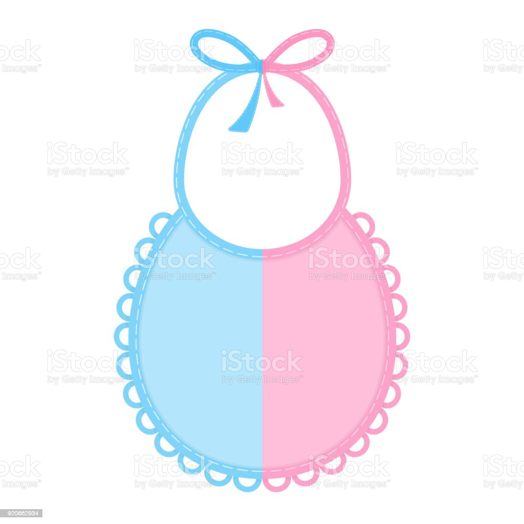 royalty free baby bib clip art vector images illustrations istock rh istockphoto com bb clipart bib clipart images