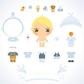 Baby boy and clothes. http://i629.photobucket.com/albums/uu20/minimilistockphoto/stork.jpg