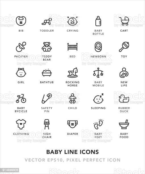 Baby line icons vector id914699926?b=1&k=6&m=914699926&s=612x612&h=lrq9hsqipvu9ku6bz3scqfgqksbuwygiwi2b4nsrvww=