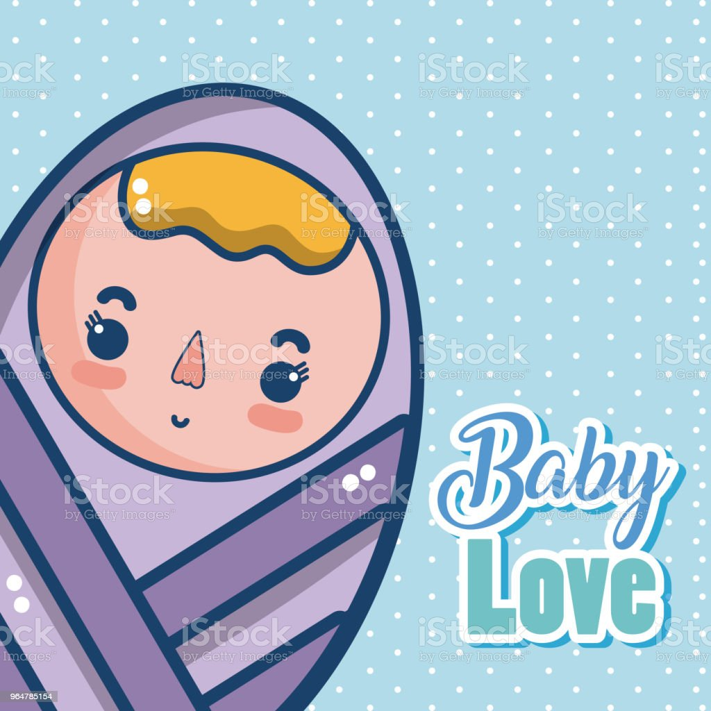 Baby love cartoons royalty-free baby love cartoons stock vector art & more images of arrival