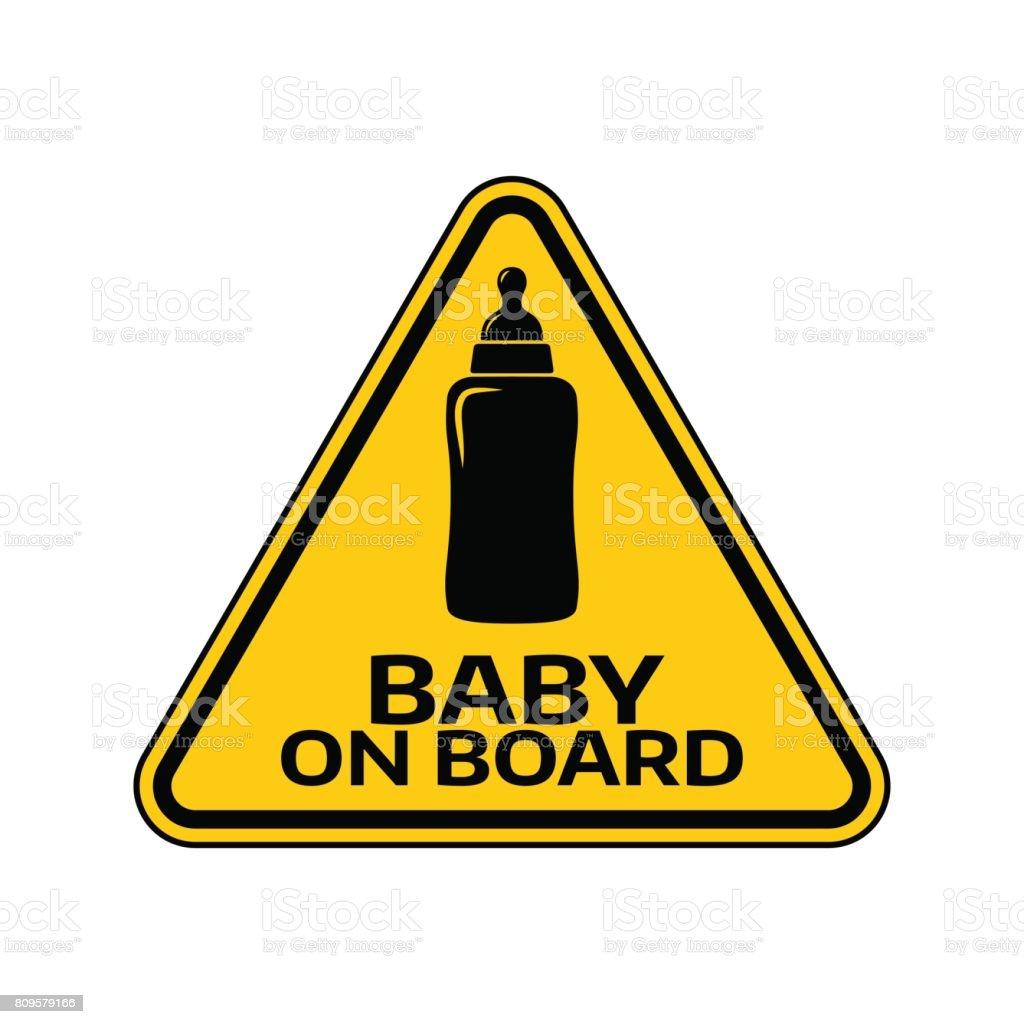 Petit-Enfant à bord petite dame Voiture Signe Bébé Voiture Signe Bébé Sur Board Signe