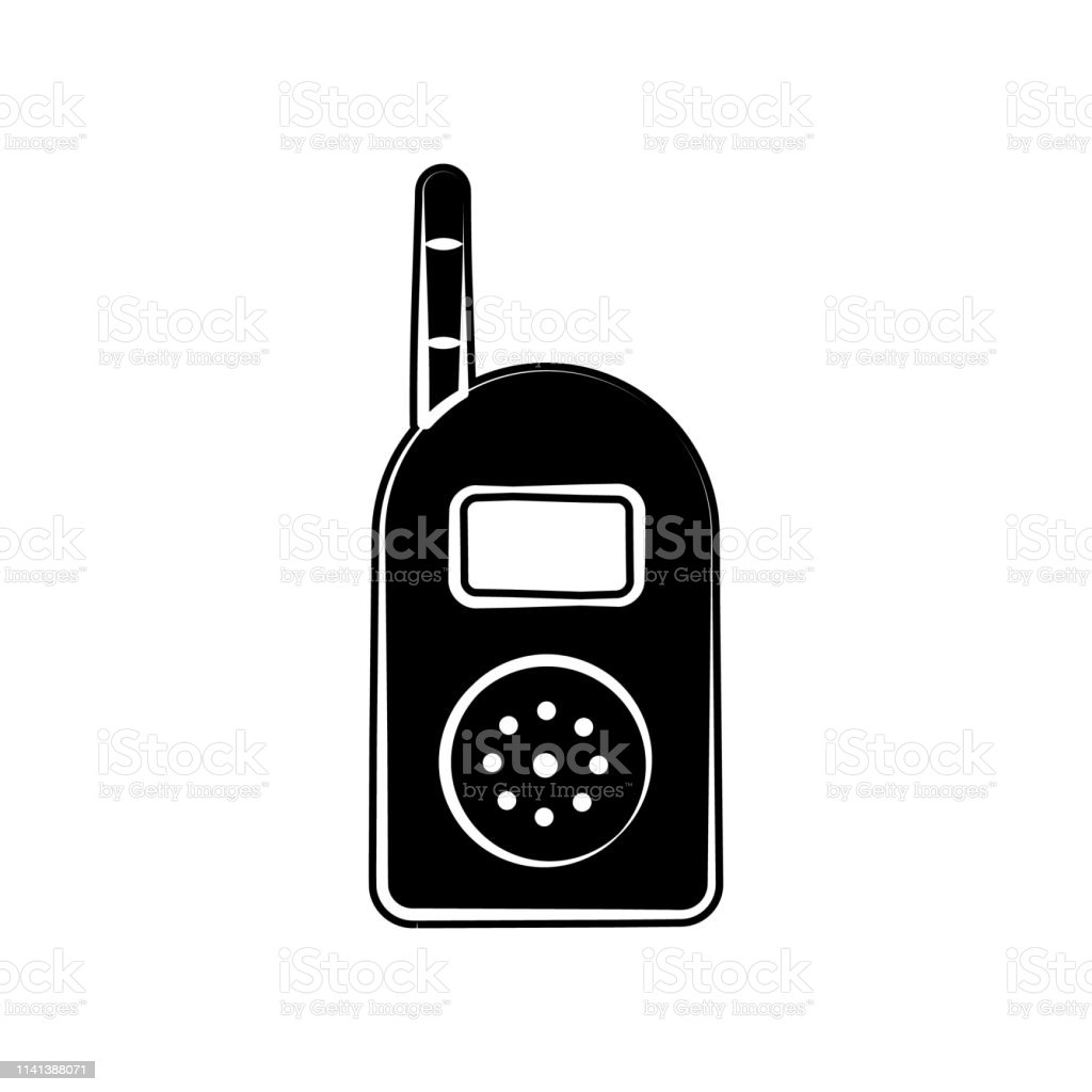 Baby Radio Icon Element Of Maternity For Mobile Concept And