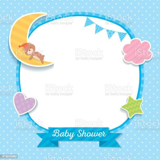 Baby shower blue template vector id879526960?b=1&k=6&m=879526960&s=612x612&h=g8y0pkvptsp6qd3cuy16lxtr0up7e6y9xei3pno55 0=