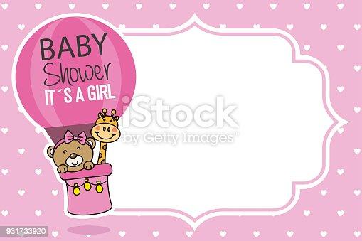 istock baby shower card 931733920