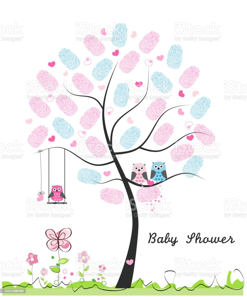 Baby shower greeting card baby gender reveal baby girl baby owl owl baby shower greeting card baby gender reveal baby girl baby owl owl m4hsunfo