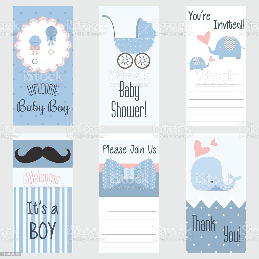 d83a0efca77af Baby Shower invitación tarjeta es un niño. Baby Shower tarjeta de  felicitación de ducha de