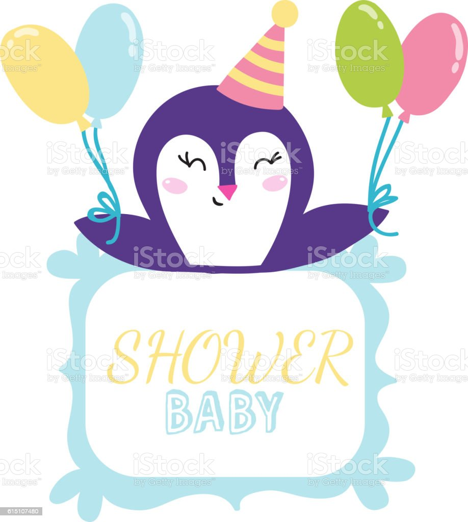 Ilustrao de baby shower invitation vector card e mais banco de baby shower invitation vector card ilustrao de baby shower invitation vector card e mais banco de stopboris Image collections