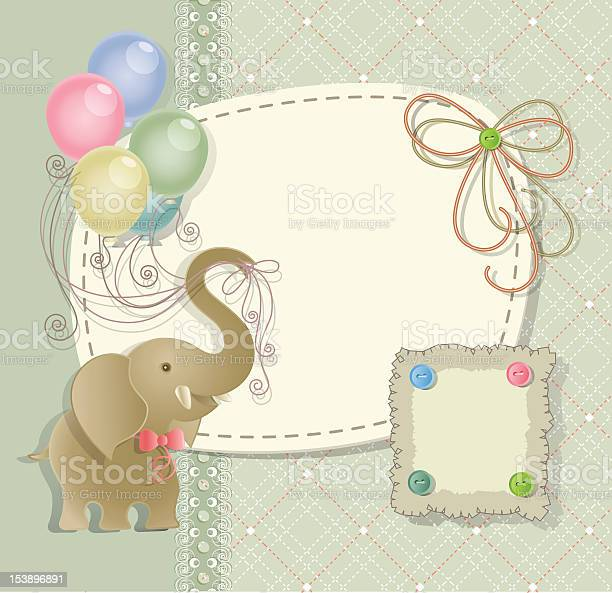 Baby shower with scrapbook elements vector id153896891?b=1&k=6&m=153896891&s=612x612&h=jcbgyz2shrosrbvsac67xwtjgmhsje0jk6t xztef0k=