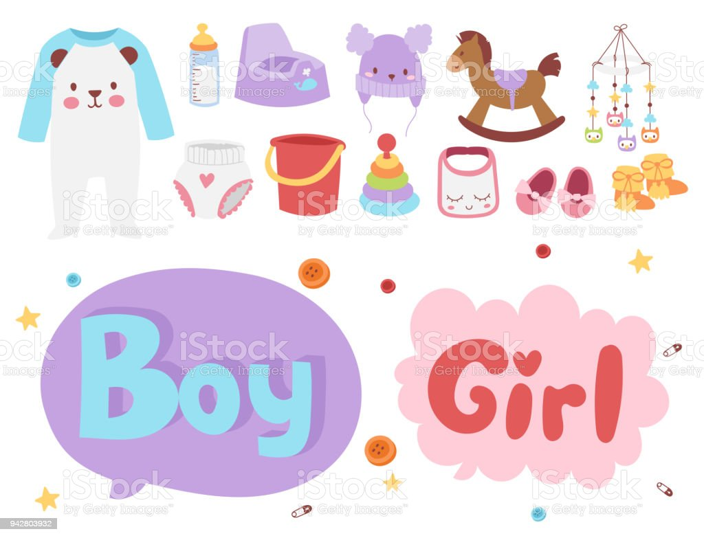Cute Baby Toys : Baby toys icons cartoon family kid toyshop design cute boy