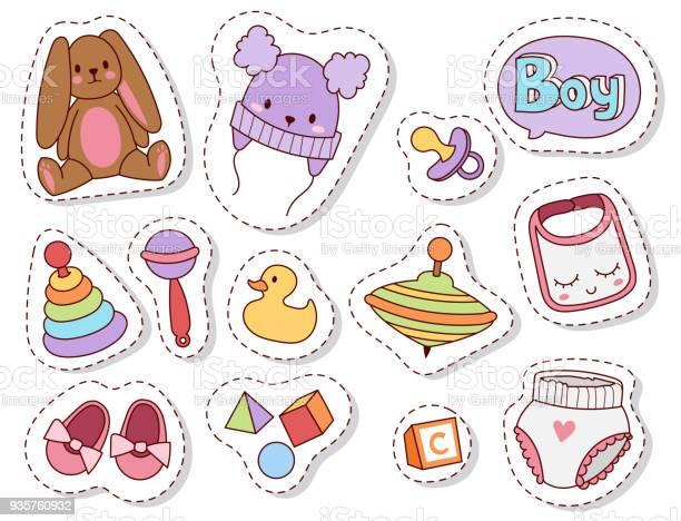 Baby toys patches cartoon family kid toyshop design cute boy and girl vector id935760932?b=1&k=6&m=935760932&s=612x612&h=n iwzv8qrqc9uwsjaq4o4sdkwarztydpre7ktfnswc0=