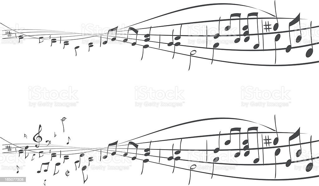 Bach royalty-free stock vector art