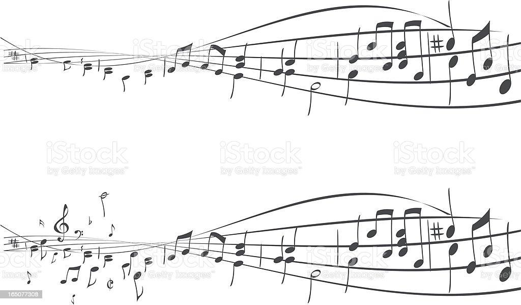 Bach vector art illustration