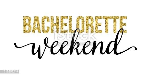 istock Bachelorette weekend 1318256214