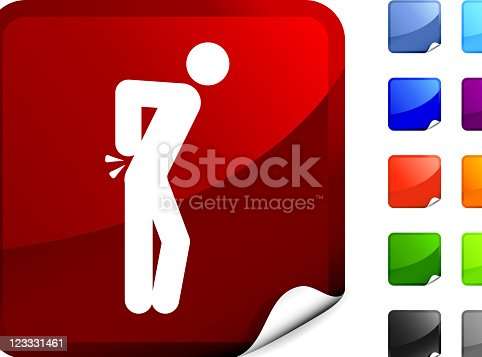 Back Pain Internet Royalty Free Vector Art Clipart Images
