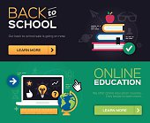istock Back to School and Online Education 470711864