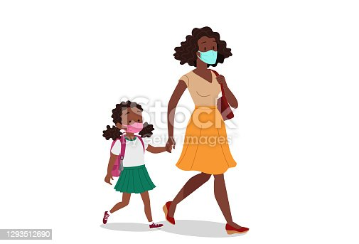 istock Back to school in the COVID-19 pandemic 1293512690