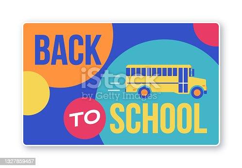 istock Back to School 1327859457