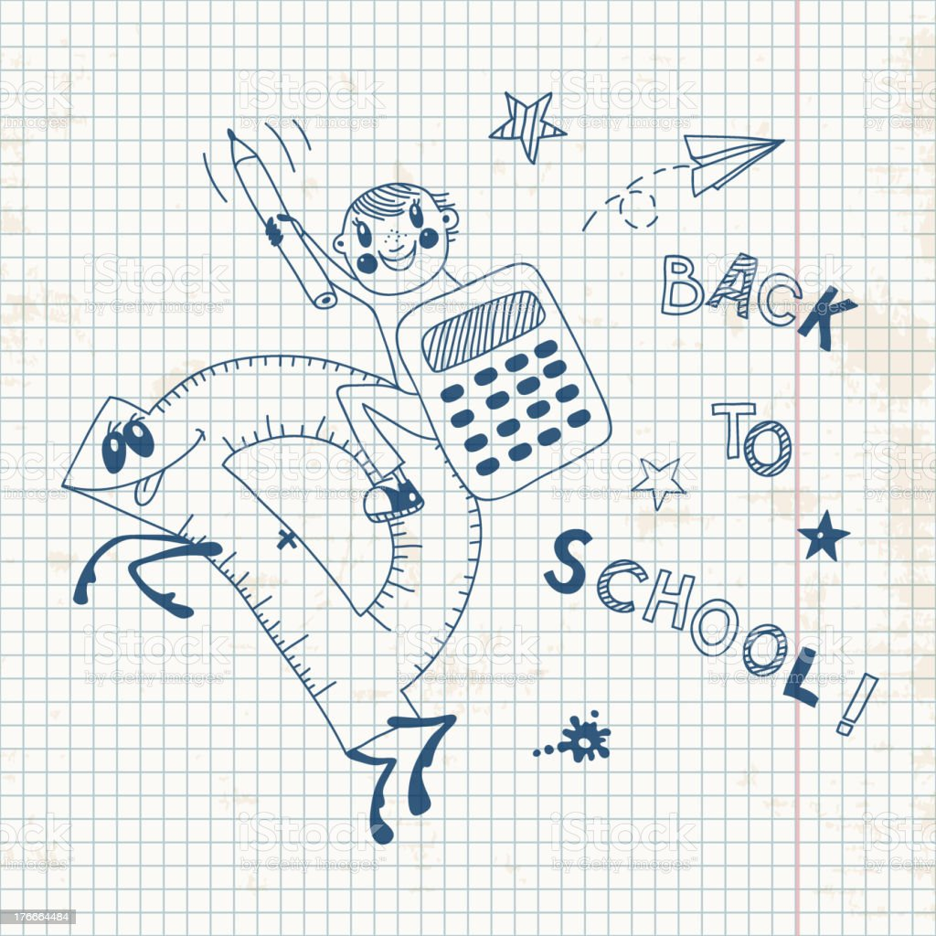 Back to school royalty-free back to school stock vector art & more images of back to school