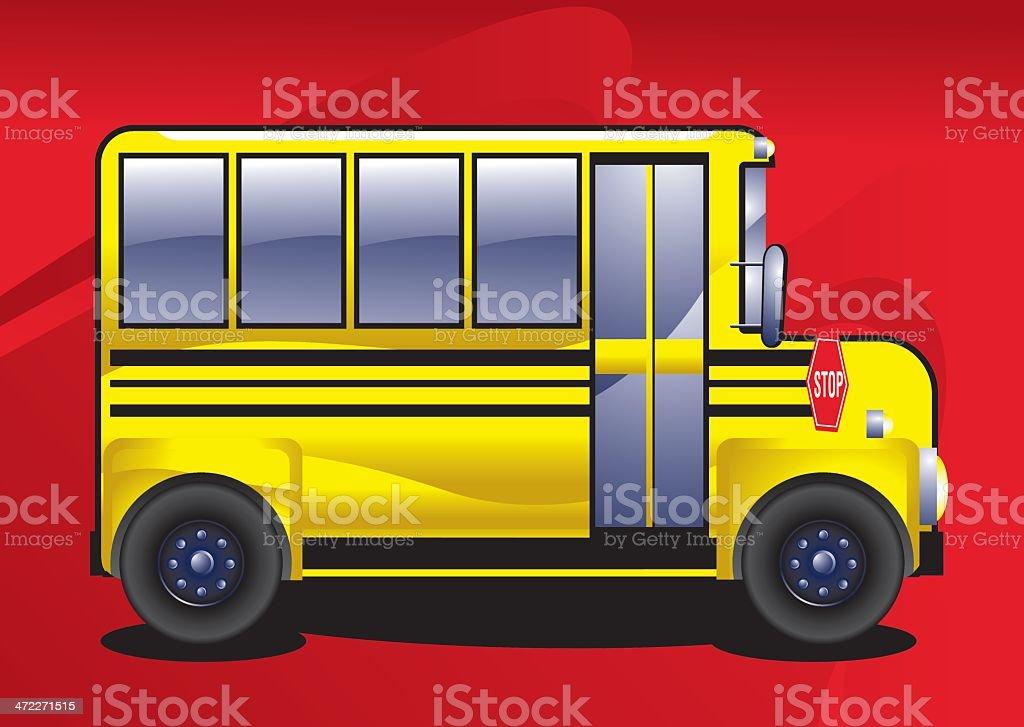 Back to School! vector art illustration