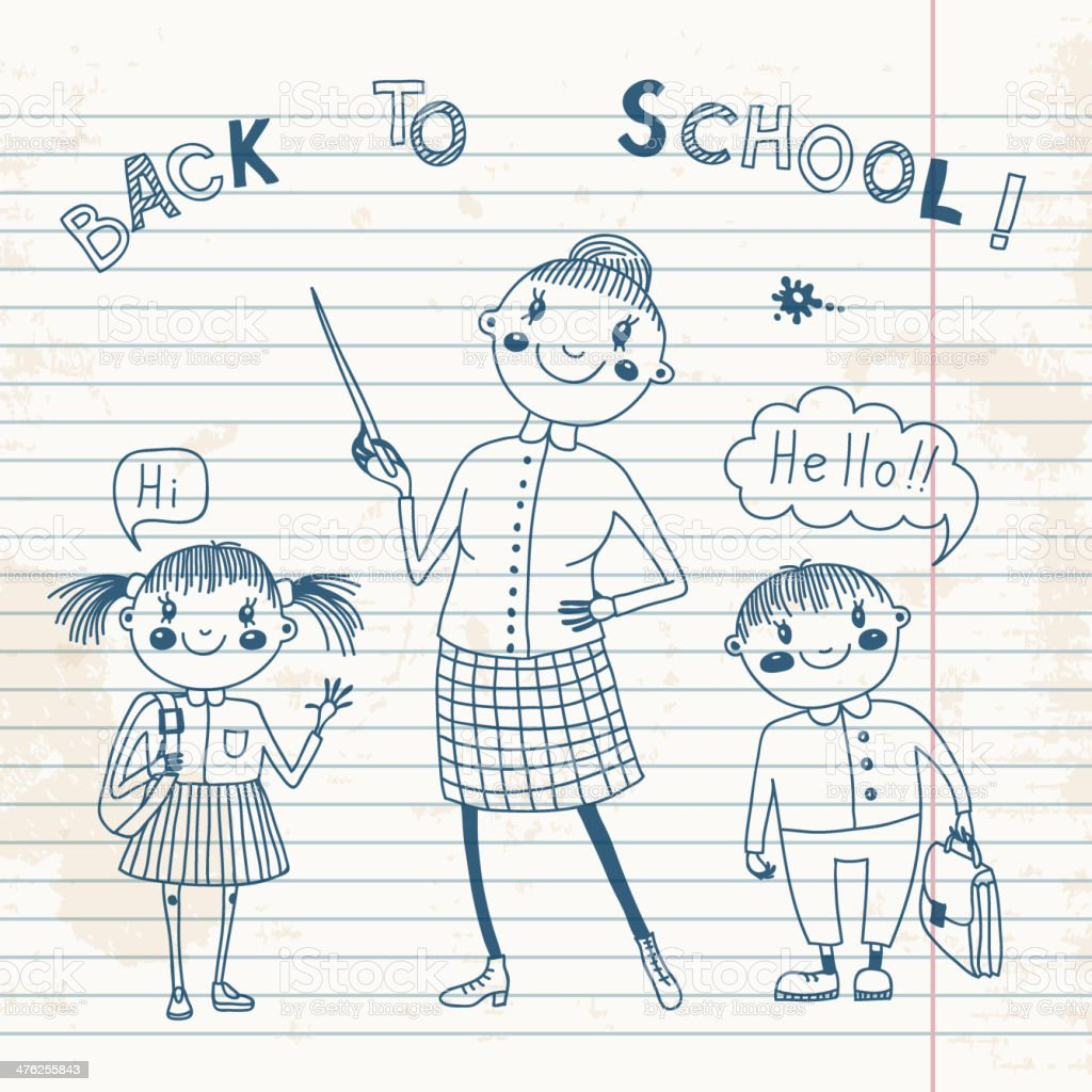 Back to school royalty-free back to school stock vector art & more images of adult