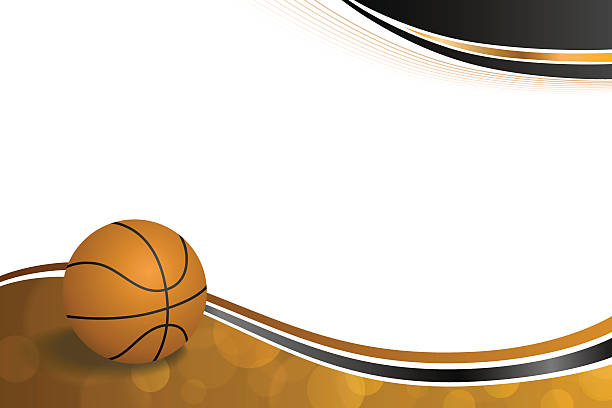 Royalty Free Basketball Game Clip Art, Vector Images ...