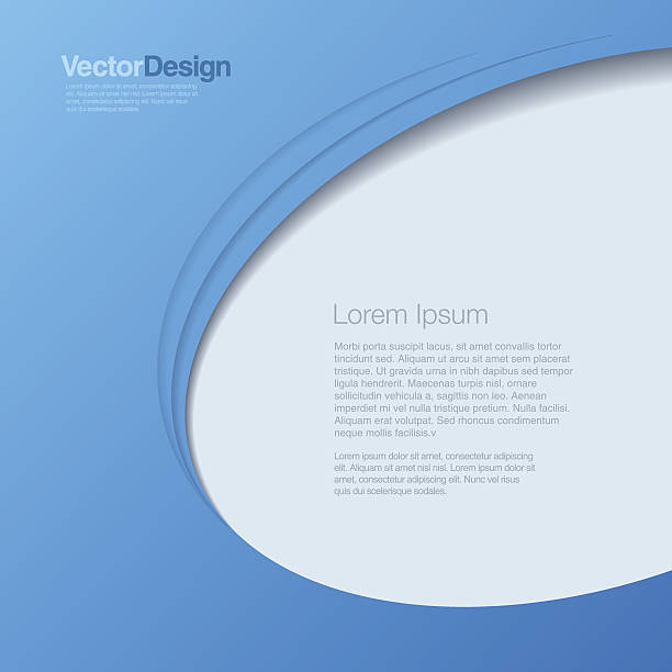 Background Abstract Vector. Business design template vector art illustration