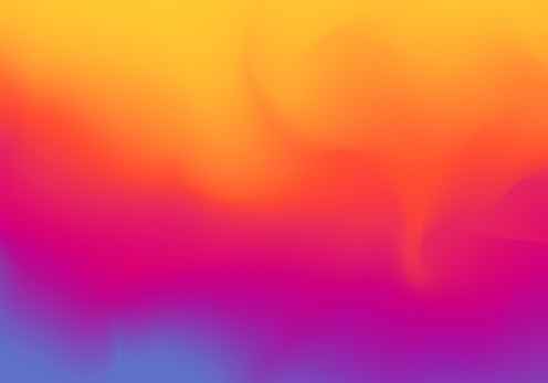 Vector illustration of an abstract and surrealist background with vibrant colors. Design element great for design projects, ideas and concepts, presentations and marketing, wallpapers and fashion and trendy decorations.