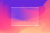 Vector illustration of an abstract and surrealist background with warm colors. Design element great for design projects, ideas and concepts, presentations and marketing, wallpapers and fashion and trendy decorations.