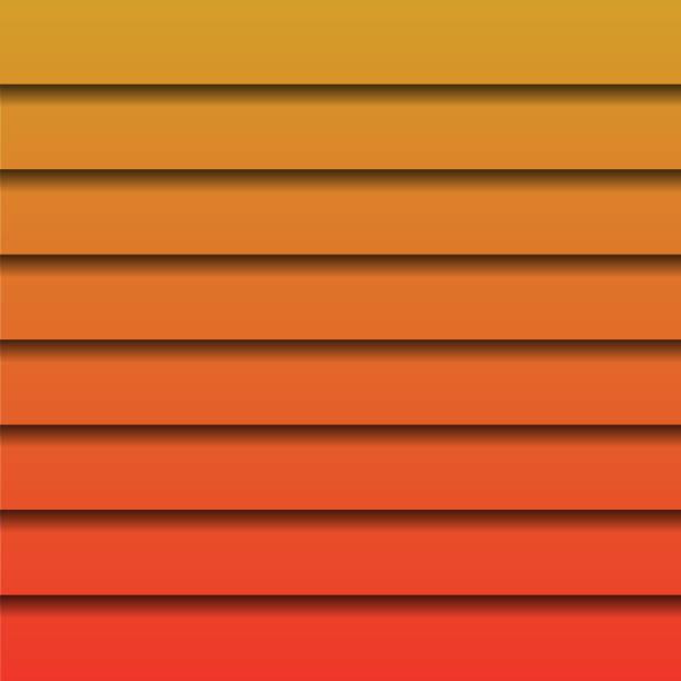 背景抽象的黃色和紅色的條紋向量 eps10向量藝術插圖