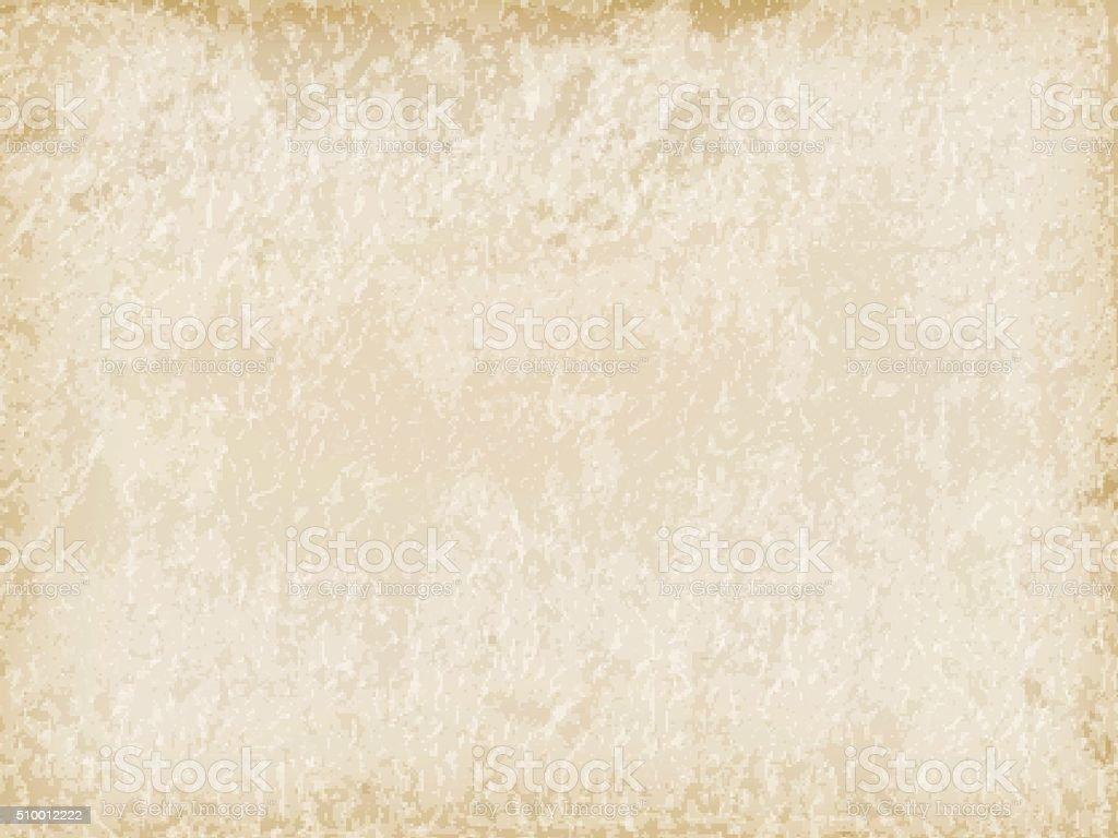 background ancient paper with cracks. vector illustration vector art illustration