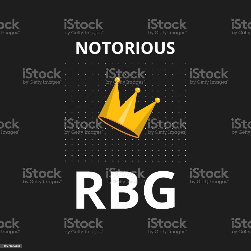 RBG background, banner, poster, sticker, t-shirt design RBG background, banner, poster, sticker, t-shirt design Arguing stock vector