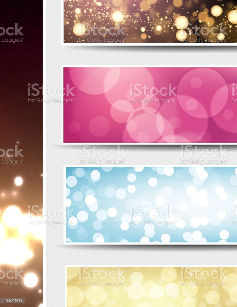 Background Banners royalty-free background banners stock vector art & more images of abstract