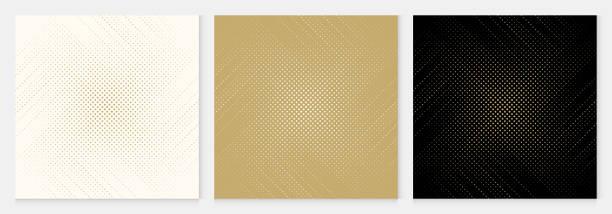 背景點圖案抽象半色調幾何高級設計金彩向量。 - gold texture 幅插畫檔、美工圖案、卡通及圖標