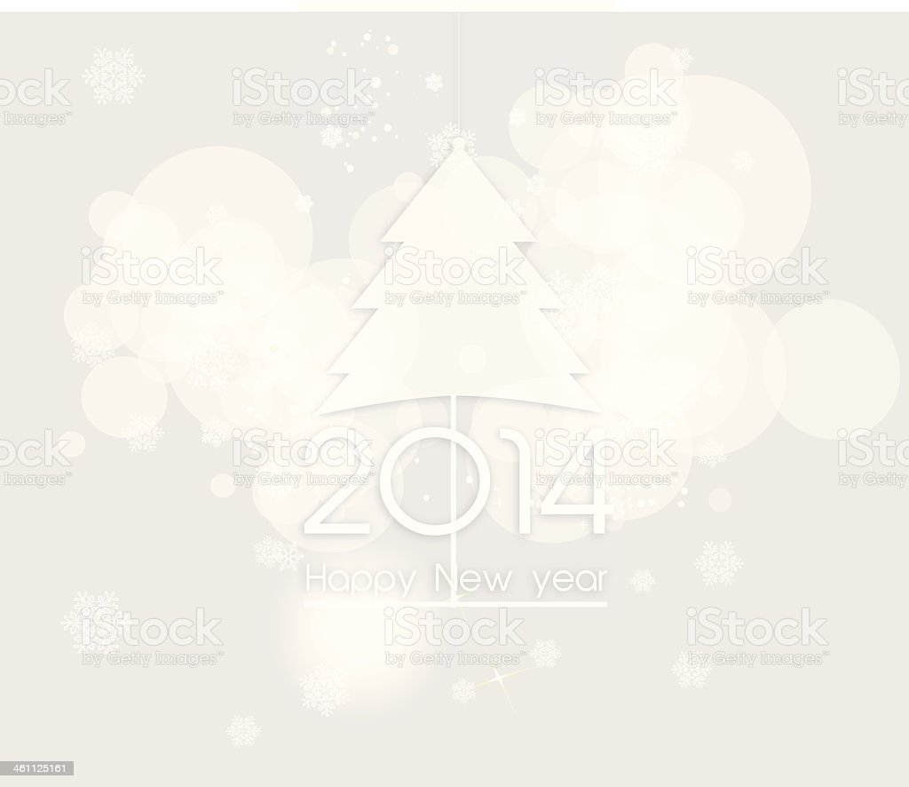 background for Christmas and the New Year royalty-free stock vector art