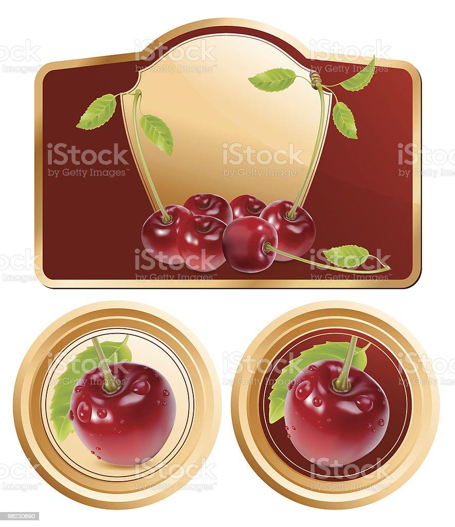 Sfondo di disegno di imballaggio Vasetto di marmellata con pomodori ciliegie. sfondo di disegno di imballaggio vasetto di marmellata con pomodori ciliegie - immagini vettoriali stock e altre immagini di acqua royalty-free