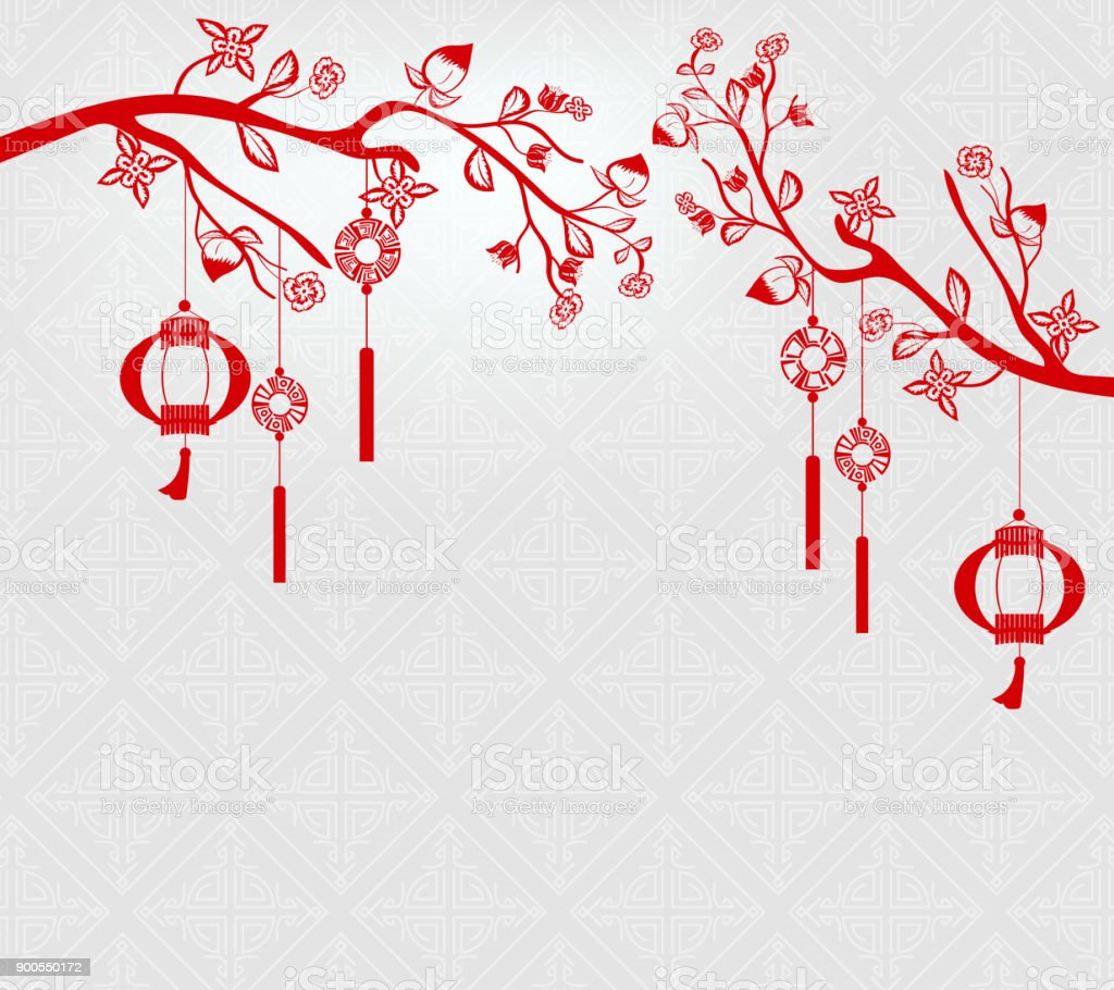 background happy new year 2018 and chinese new year of the dog royalty free background